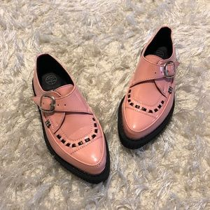 TUK | Blush Pink Creepers